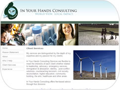web design sample 6